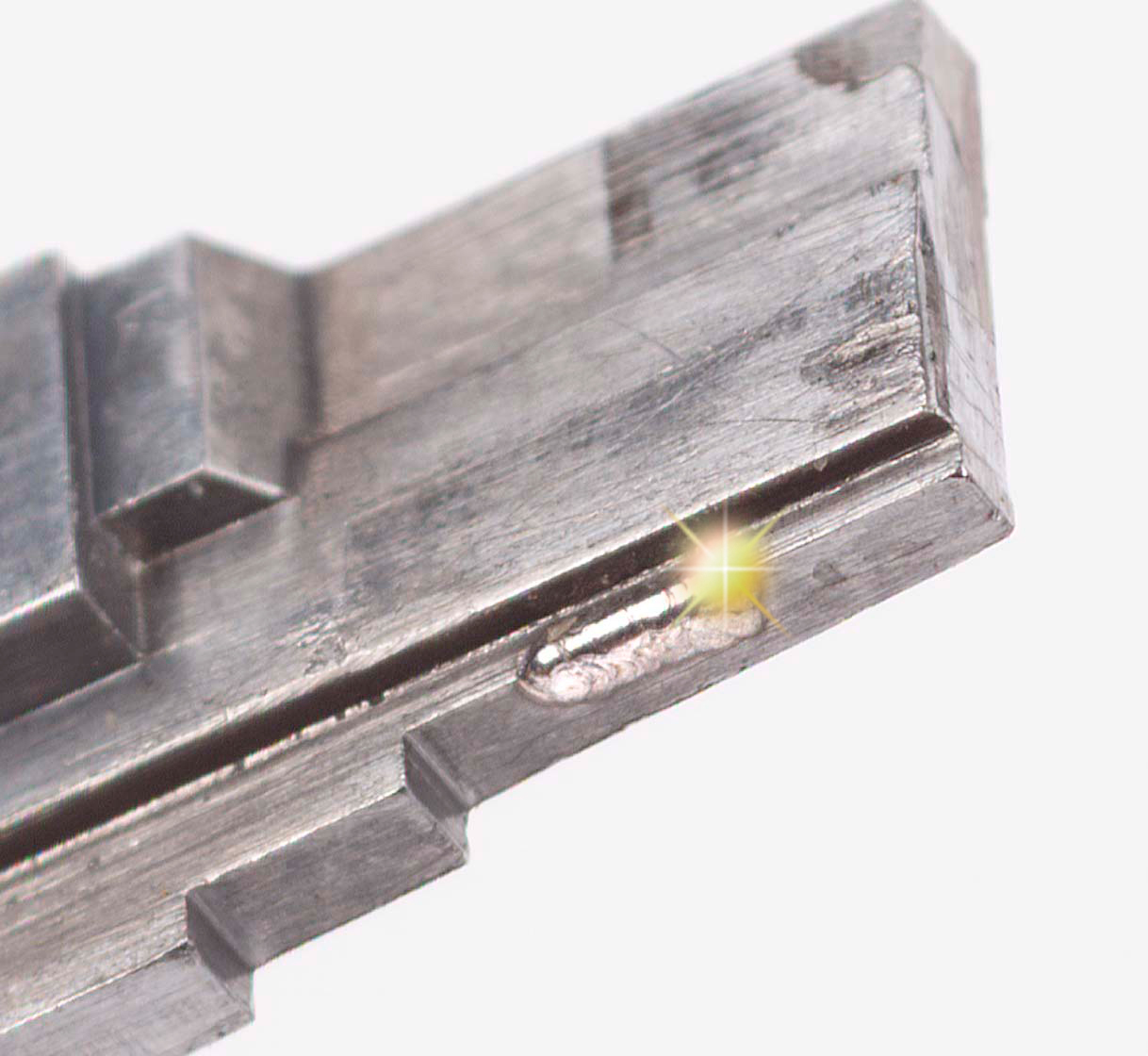 Micro Laser Welding with Filler Wire