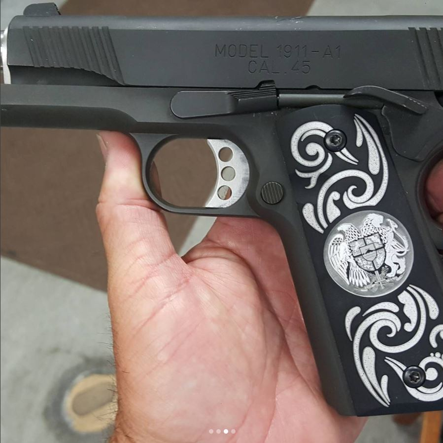 Firearms Laser Engraving Applications | LaserStar