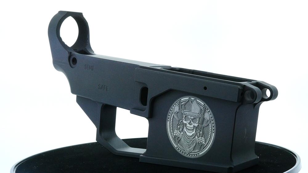 firearm engraving machine