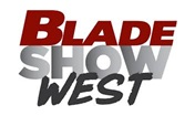 laser companies at Blade Show West