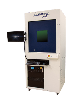 Tower Laser Workstation for Welding or Cutting