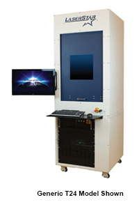 Industrial Laser Marking Workstations