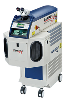 1900 Series - Industrial Laser Welding Workstation
