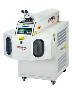 Industrial Laser Welding Workstation