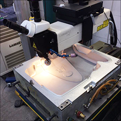 Laser Welding in Automotive Manufacturing