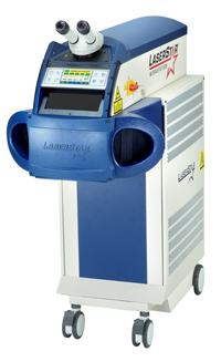 LaserStar Laser Welding Workstation