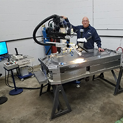 Laser Systems for Tool & Mold Making | LaserStar
