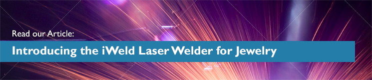 iWeld Laser Welder for Jewerly Article