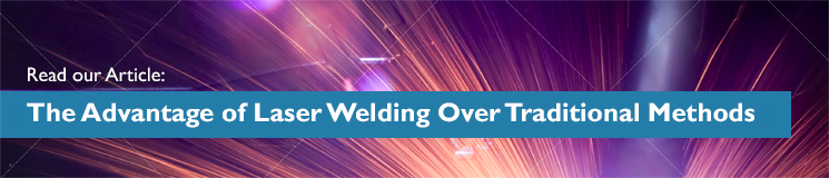 Advantages of Laser Spot Welding Over Traditional Welding Methods