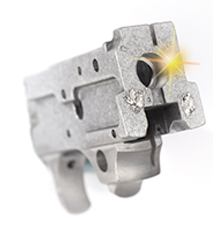 Laser Welding Porosity in Firearms