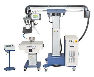 sistema de láser para soldadura de fibra, máquina de soldadura por láser de fibra, estación de trabajo para soldadura por láser de fibra