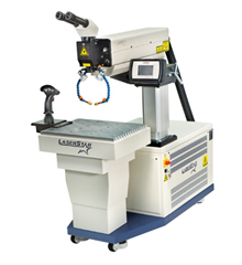 Mold Repair Laser Welding Workstation