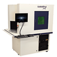 rotary dial marking system, rotary dial laser marking system, laser marking system, laser marking workstation