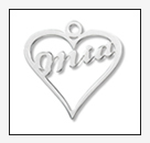 laser cut jewelry, jewelry laser cutting, laser cutting jewelry, laser cutting names, laser cutting monograms