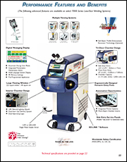 laser welding machines, advanced laser welding machines, laser weld, laser welder, laser welding system