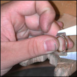 jewelry repair, ring resizing using a laser welder, laser welding machine